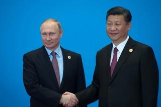 СМИ раскрыли детали встречи Путина и Си Цзиньпина
