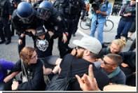 Во время «Адского пикника» в Гамбурге пострадали 111 полицейских