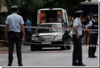 На греческом острове Лесбос произошли столкновения беженцев с полицией