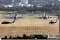 В Японии прошла акция протеста из-за американской военной базы
