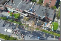 В Китае при взрыве газа в ресторане погибли два человека