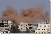 СМИ сообщили о нанесении международной коалицией удара по мирным жителям в Сирии