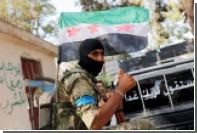 Израиль нанес удар по сирийским военным