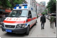 В Китае при взрыве газа погибли пять человек