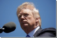 Рейтинг Трампа за полгода на посту президента упал до рекордно низкого уровня