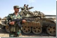 Сирийские войска вышли к южному берегу Евфрата