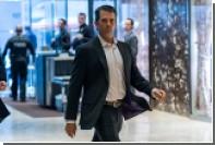 NBC сообщил о встрече бывшего советского контрразведчика с сыном Трампа