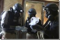 Россия назвала неприемлемым доклад ОЗХО по химоружию в Сирии