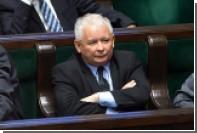 Качиньский подал в суд на обвинившего его в смерти брата Валенсу
