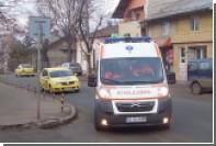 В Румынии в пропасть упал грузовик с военнослужащими