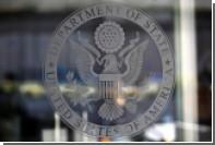 США выразили протест из-за ответных мер России на новые санкции