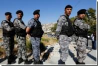 В результате стрельбы в посольстве Израиля в Иордании погиб человек