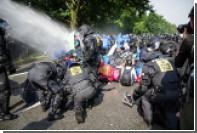 Полиция Гамбурга запросила подкрепления из других регионов Германии