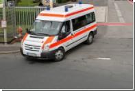 В результате ДТП с участием автобуса в Баварии 17 человек пропали без вести