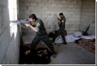 Опубликовано видео уличных боев в Ракке
