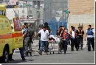 Палестинский подросток лишился глаза из-за попадания шальной пули