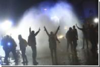 Антиглобалисты продолжили акцию протеста после завершения саммита G20