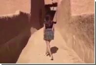 В Саудовской Аравии задержали гулявшую в мини-юбке женщину