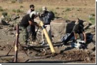 СМИ узнали о доказательствах применения террористами в Сирии иностранного оружия