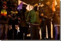 Студенты подрались с бразильской полицией из-за цен на проезд