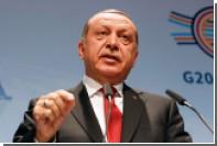 СМИ узнали о готовившемся покушении на Эрдогана во время саммита G20