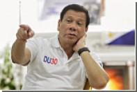 Дутерте пообещал съесть печень экстремистов после казни вьетнамских моряков