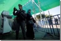 Разобранные металлодетекторы увезли от Аль-Аксы под ликование палестинцев