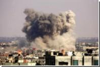 Израиль ответил воздушным ударом на случайный обстрел со стороны Сирии