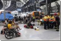 При ЧП с электричкой на вокзале в Барселоне пострадали 48 человек