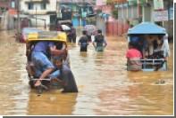 Жертвами наводнения в Индии стали 119 человек