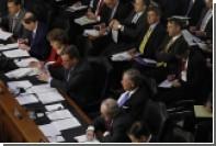 Сенат США принял закон о санкциях против России