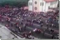 В Венесуэле во время проводимого оппозицией референдума застрелили женщину