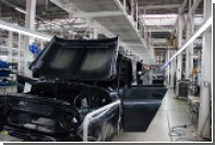 УАЗ отзовет 11 тысяч внедорожников «Хантер»