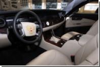 Чиновники раскрыли детали о будущем лимузине Путина