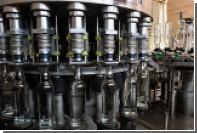 В России стали производить больше водки и коньяка