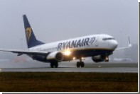 Ryanair начала рассаживать детей с родителями