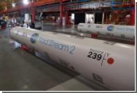 Shell заявила о готовности работать над «Северным потоком-2» с учетом санкций