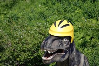 Определена скорость гигантских динозавров