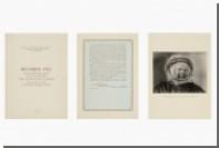 Отчет Гагарина на английском языке о первом полете в космос продали на торгах