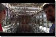 Блогеры из ЕС тайно пробрались на Байконур и станцевали на крыле корабля «Буран»