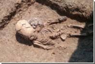 Останки «младенца-инопланетянина» нашли в Крыму