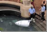 Американский робот-полицейский «покончил с собой»
