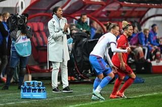 Российские футболистки впервые выиграли матч на чемпионате Европы