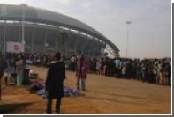 Восемь человек погибли в давке на бесплатном футбольном матче в Малави