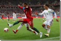 Сборная Португалии заняла третье место на Кубке конфедераций
