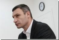 Тренировка с Виталием Кличко продана за шесть тысяч долларов