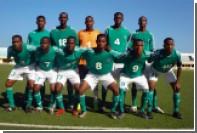 Сборную Джибути по футболу распустили из-за постоянных неудач