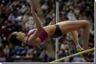 Прыгунья в высоту Ласицкене одержала победу на этапе Бриллиантовой лиги