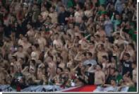 «Спартак» оштрафовали на 250 тысяч рублей за проявление фанатами расизма