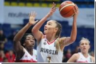 Баскетболистка сборной России рассказала о страхе американок перед ее командой